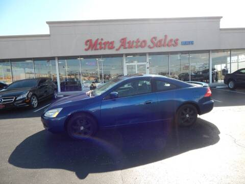 2005 Honda Accord for sale at Mira Auto Sales in Dayton OH