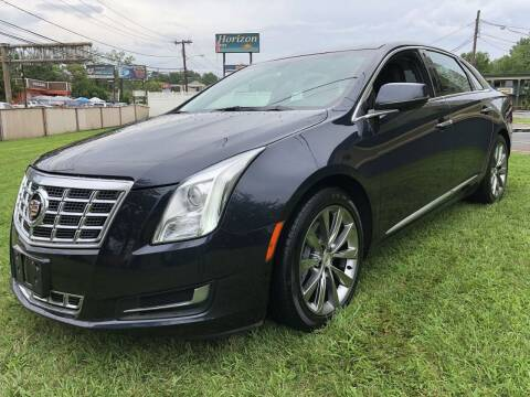 2013 Cadillac XTS for sale at Auto Trader Wholesale Inc in Saddle Brook NJ