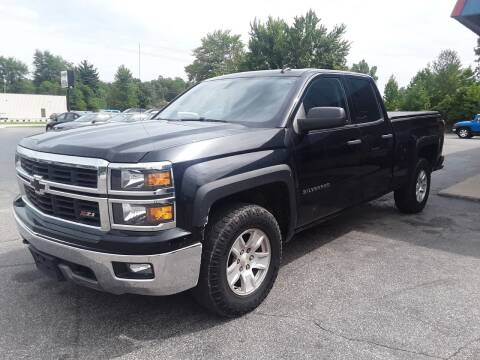 2014 Chevrolet Silverado 1500 for sale at Cruisin' Auto Sales in Madison IN
