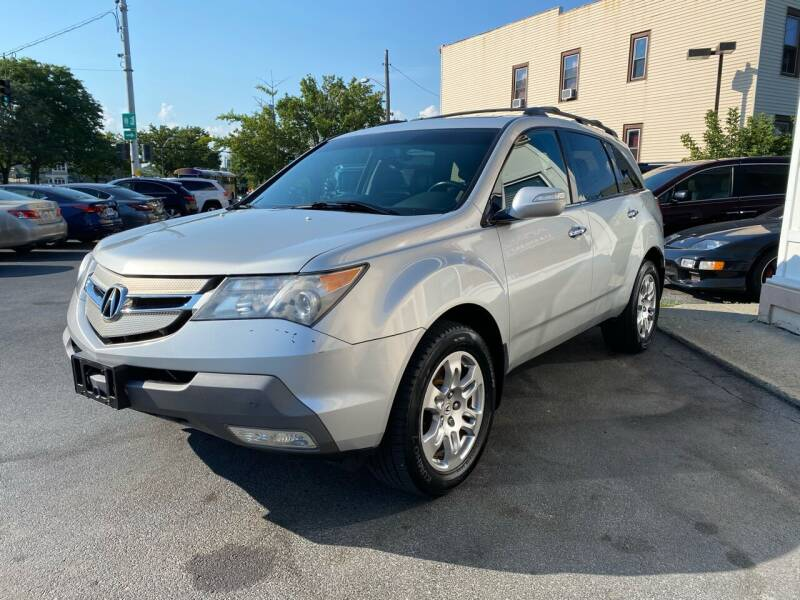 2009 Acura MDX for sale at ADAM AUTO AGENCY in Rensselaer NY