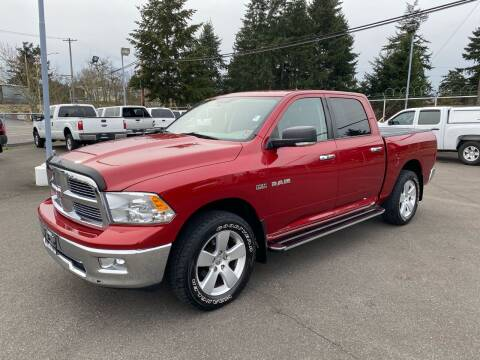 2009 Dodge Ram Pickup 1500 for sale at Vista Auto Sales in Lakewood WA