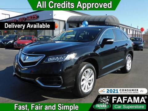 2018 Acura RDX for sale at FAFAMA AUTO SALES Inc in Milford MA