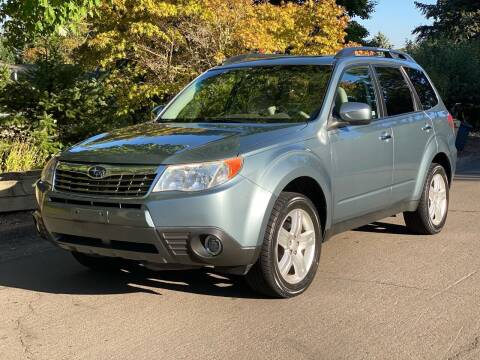 2009 Subaru Forester for sale at Rave Auto Sales in Corvallis OR