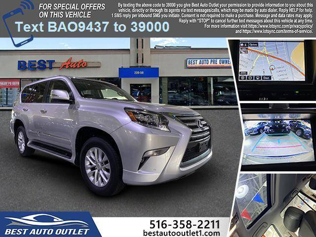2019 Lexus GX 460 for sale at Best Auto Outlet in Floral Park NY