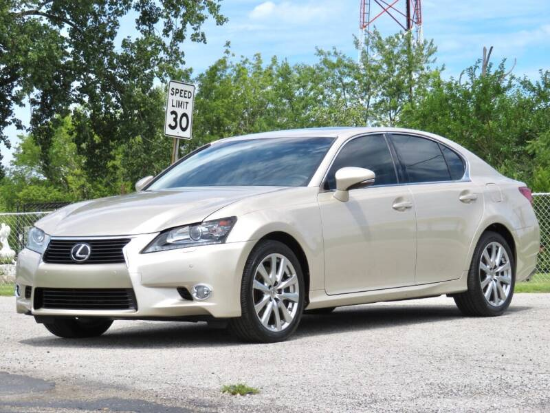 2013 Lexus GS 350 for sale at Tonys Pre Owned Auto Sales in Kokomo IN