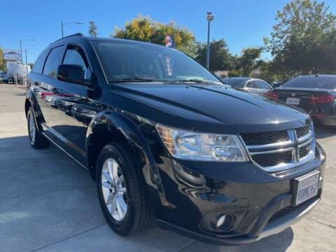 2016 Dodge Journey for sale at MISSION AUTOS in Hayward CA