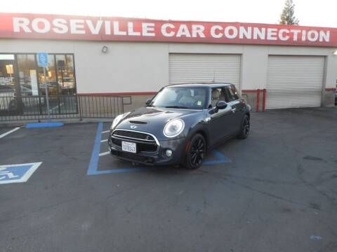 2015 MINI Hardtop 2 Door for sale at ROSEVILLE CAR CONNECTION in Roseville CA