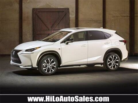 2017 Lexus NX 200t for sale at BuyFromAndy.com at Hi Lo Auto Sales in Frederick MD