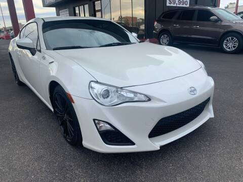 2016 Scion FR-S for sale at JQ Motorsports East in Tucson AZ