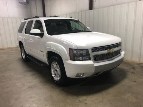 2010 Chevrolet Tahoe for sale at Matt Jones Motorsports in Cartersville GA