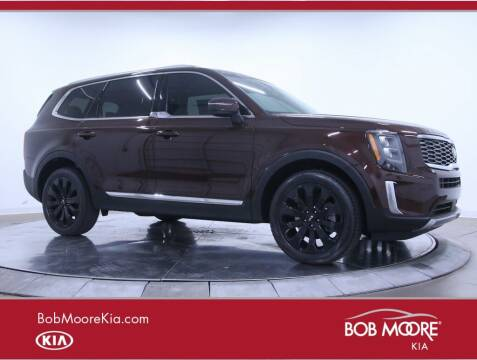 2021 Kia Telluride for sale at Bob Moore Kia in Oklahoma City OK