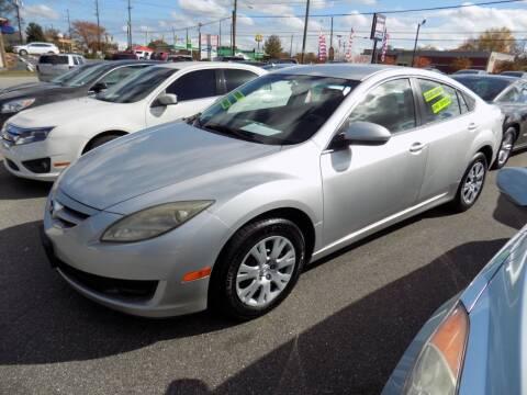 2010 Mazda MAZDA6 for sale at Pro-Motion Motor Co in Lincolnton NC