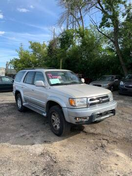 1999 Toyota 4Runner for sale at Big Bills in Milwaukee WI