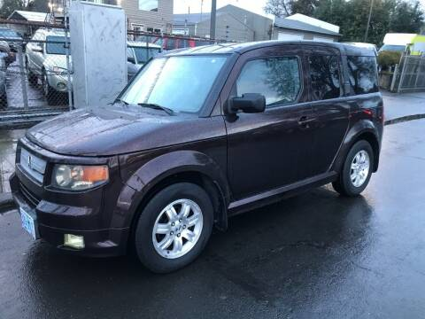 2007 Honda Element for sale at Chuck Wise Motors in Portland OR