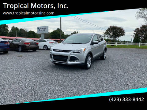 2015 Ford Escape for sale at Tropical Motors, Inc. in Riceville TN