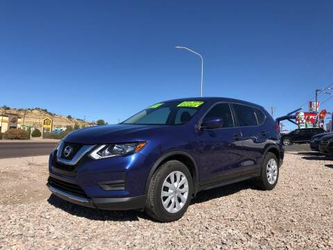 2017 Nissan Rogue for sale at 1st Quality Motors LLC in Gallup NM