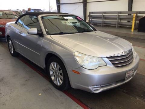 2010 Chrysler Sebring for sale at SoCal Auto Auction in Ontario CA