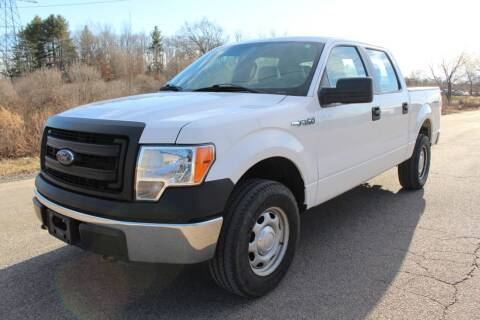 2014 Ford F-150 for sale at Imotobank in Walpole MA