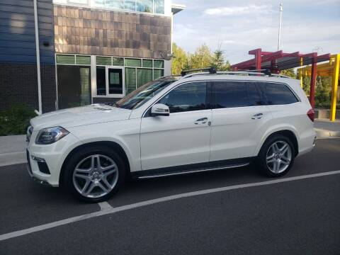 2014 Mercedes-Benz GL-Class for sale at Painlessautos.com in Bellevue WA