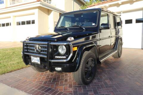 2014 Mercedes-Benz G-Class for sale at Newport Motor Cars llc in Costa Mesa CA
