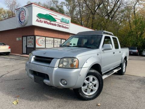 2003 Nissan Frontier for sale at GMA Automotive Wholesale in Toledo OH
