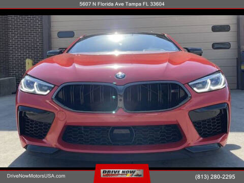 2020 BMW M8 for sale at Drive Now Motors USA in Tampa FL
