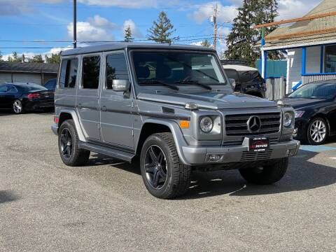 2011 Mercedes-Benz G-Class for sale at LKL Motors in Puyallup WA