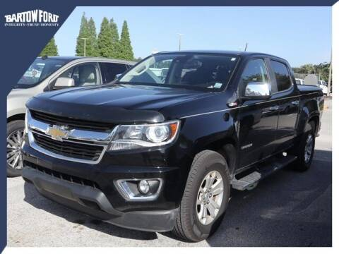 2017 Chevrolet Colorado for sale at BARTOW FORD CO. in Bartow FL