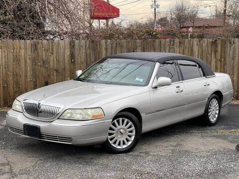 2003 Lincoln Town Car for sale at Mid Atlantic Truck Center in Alexandria VA