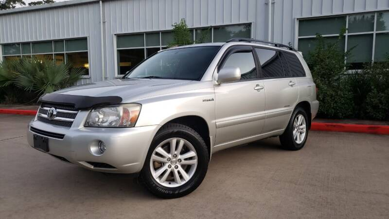 2006 Toyota Highlander Hybrid for sale at Houston Auto Preowned in Houston TX