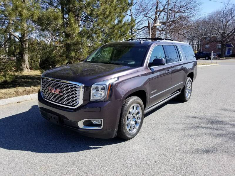 2015 GMC Yukon XL for sale at Plum Auto Works Inc in Newburyport MA