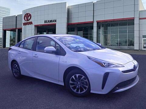 2021 Toyota Prius for sale at BEAMAN TOYOTA in Nashville TN
