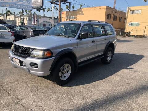 2004 Mitsubishi Montero Sport for sale at Eden Motor Group in Los Angeles CA