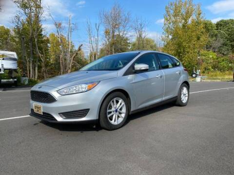 2017 Ford Focus for sale at GT Toyz Motor Sports & Marine in Halfmoon NY