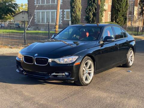 2013 BMW 3 Series for sale at SUPER AUTO SALES STOCKTON in Stockton CA