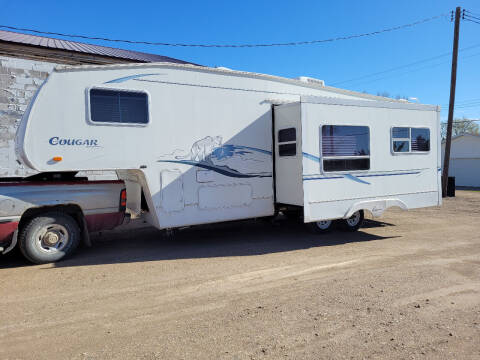 2002 Keystone Cougar for sale at J & S Auto Sales in Thompson ND