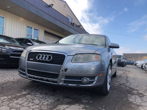 2006 Audi A4 for sale at Six Brothers Auto Sales in Youngstown OH