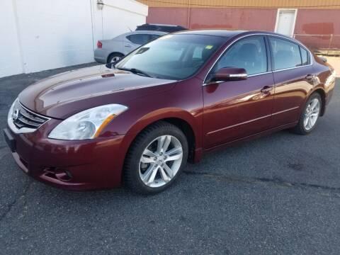 2011 Nissan Altima for sale at LYNN MOTOR SALES in Lynn MA