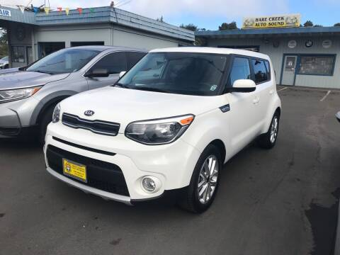 2019 Kia Soul for sale at HARE CREEK AUTOMOTIVE in Fort Bragg CA