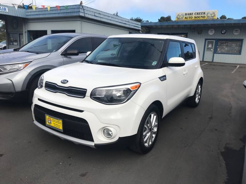 2019 Kia Soul for sale at HARE CREEK AUTOMOTIVE in Fort Bragg CA