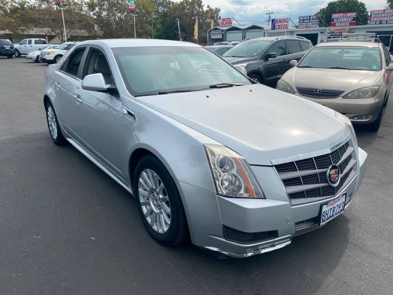 2011 Cadillac CTS for sale at San Jose Auto Outlet in San Jose CA