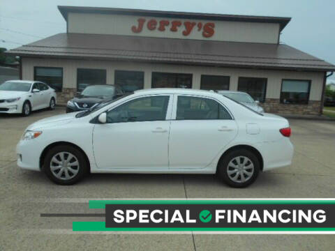 2009 Toyota Corolla for sale at Jerry's Auto Mart in Uhrichsville OH