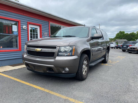 2011 Chevrolet Suburban for sale at Top Quality Auto Sales in Westport MA