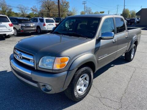 2004 Toyota Tundra for sale at Brewster Used Cars in Anderson SC
