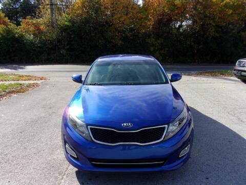 2015 Kia Optima for sale at Auto Sales Sheila, Inc in Louisville KY