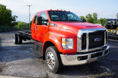 2022 Ford F-750 Super Duty Super Cab  for sale at Ricks Auto Sales, Inc. in Kenton OH