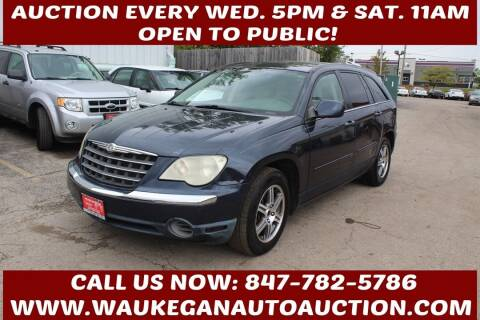2007 Chrysler Pacifica for sale at Waukegan Auto Auction in Waukegan IL