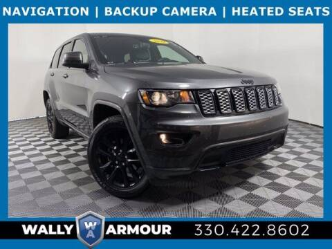 2020 Jeep Grand Cherokee for sale at Wally Armour Chrysler Dodge Jeep Ram in Alliance OH