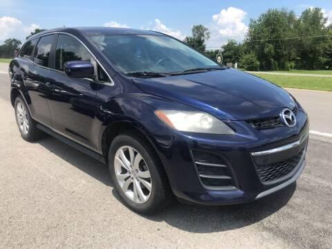 2011 Mazda CX-7 for sale at Tennessee Auto Brokers LLC in Murfreesboro TN