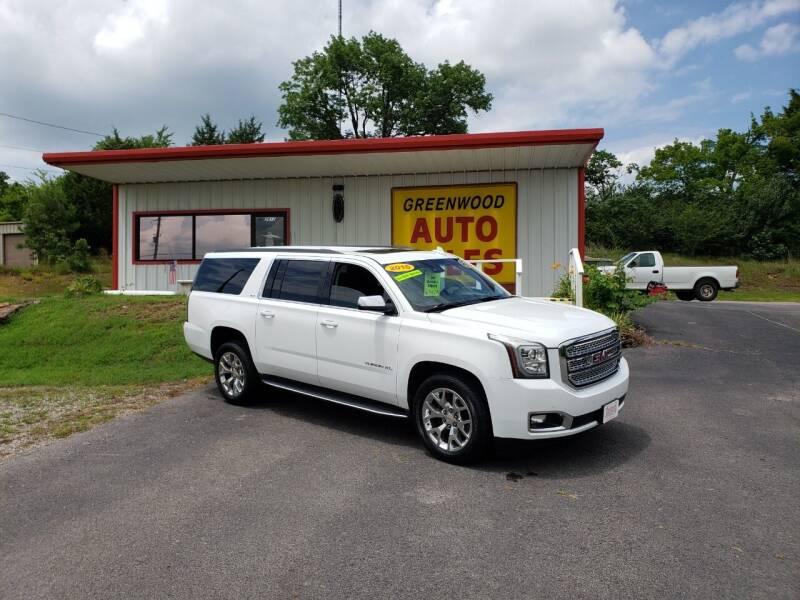 2015 GMC Yukon XL for sale at Greenwood Auto Sales in Greenwood AR